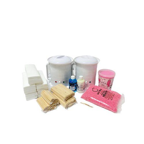 waxing kit Victorian Heath